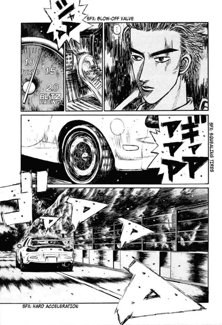 Initial D 285 Page 2