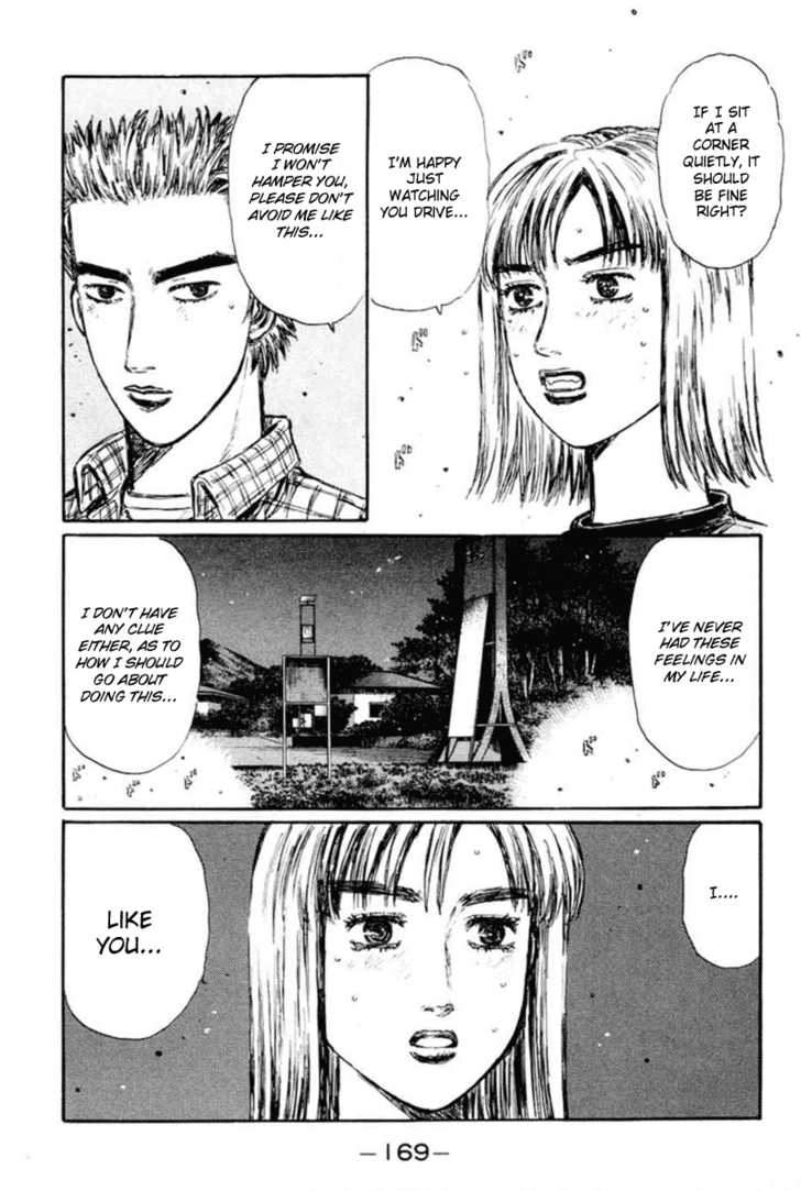 Initial D 286 Page 2