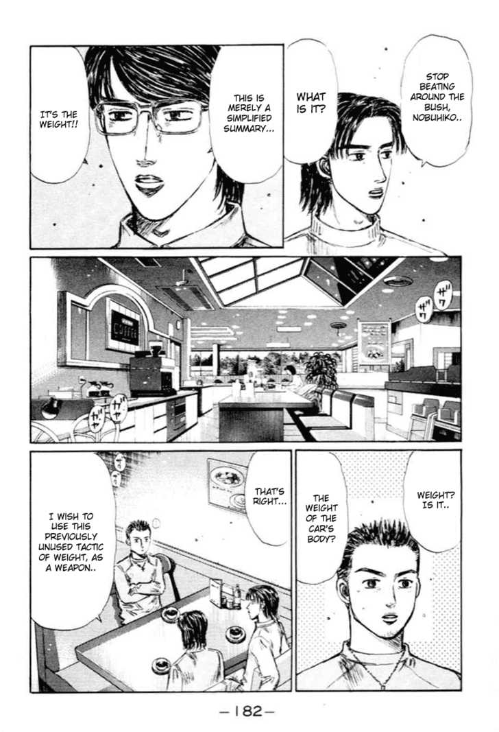 Initial D 287 Page 3