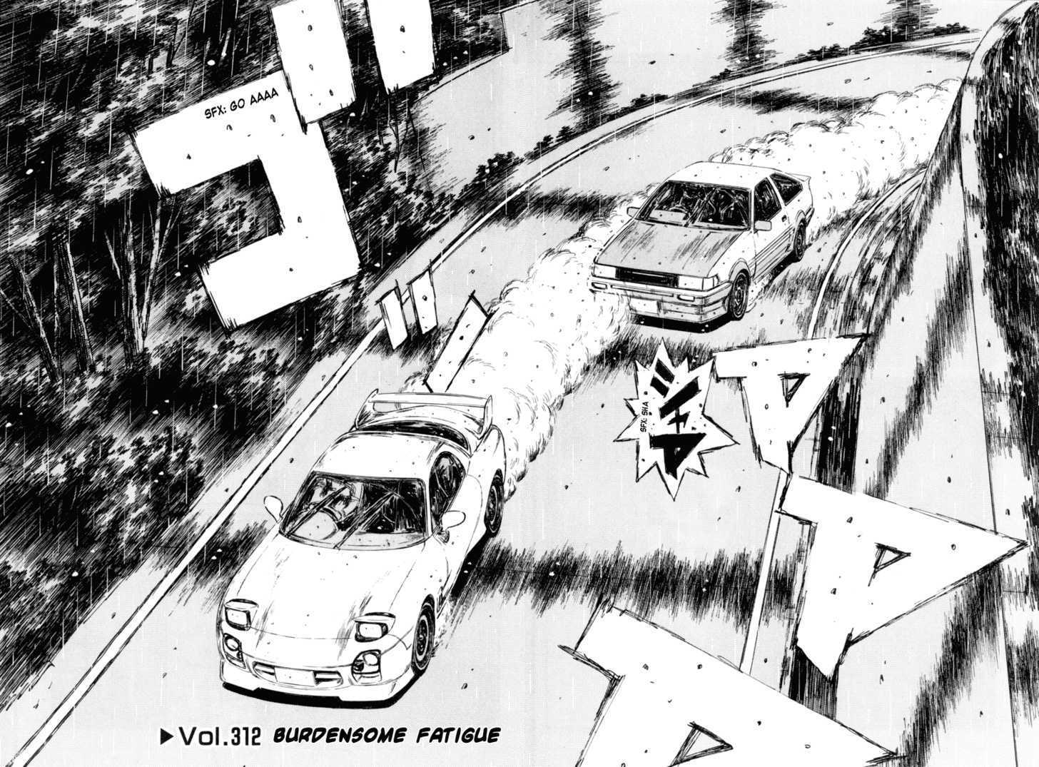Initial D 312 Page 3