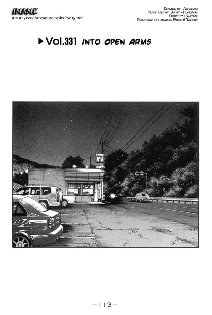 Initial D 331 Page 1