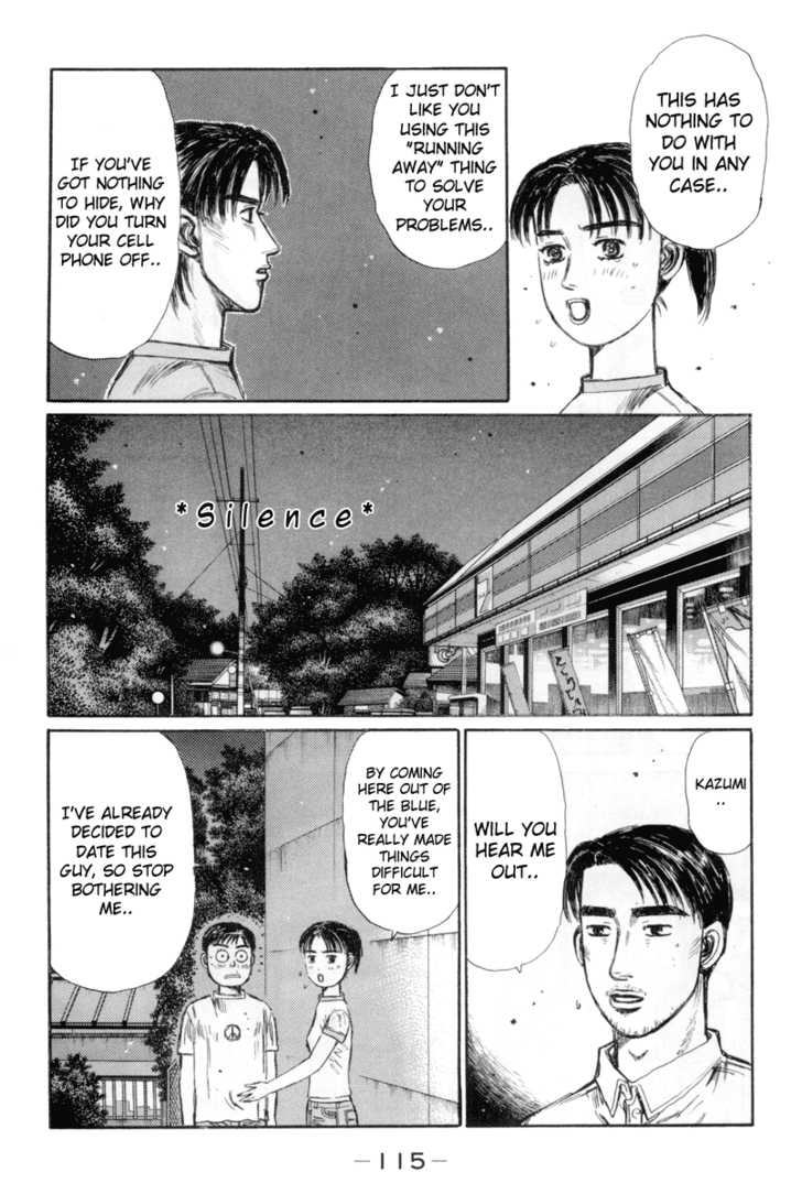Initial D 331 Page 3