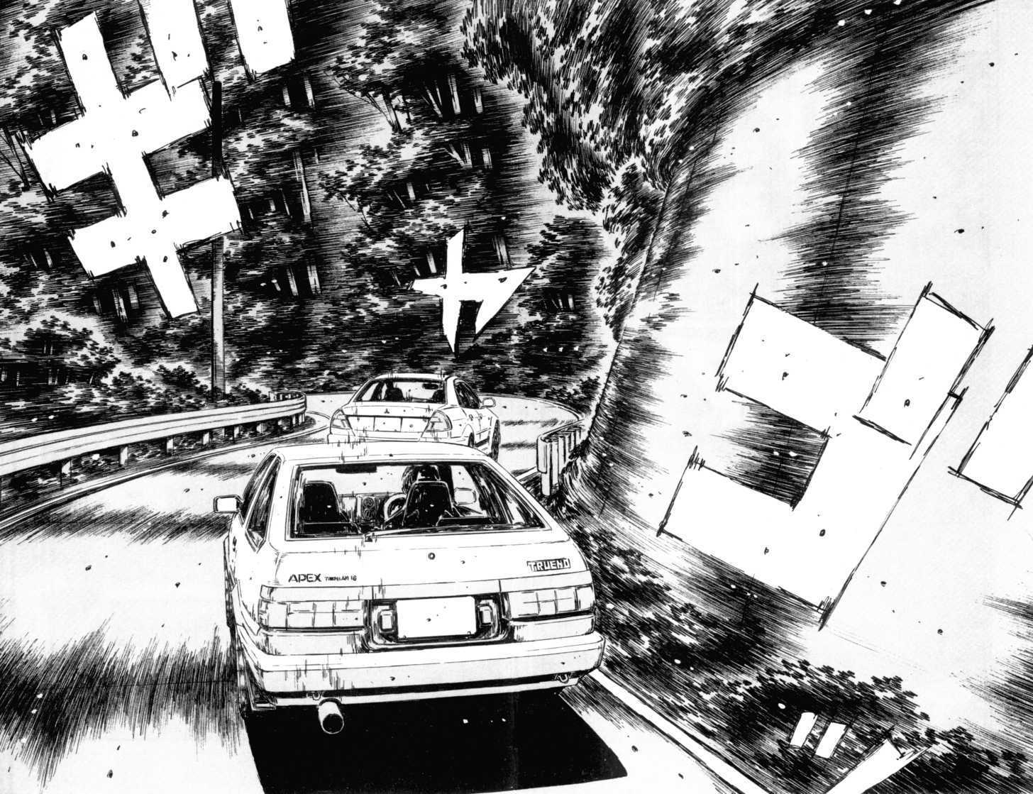 Initial D 350 Page 2