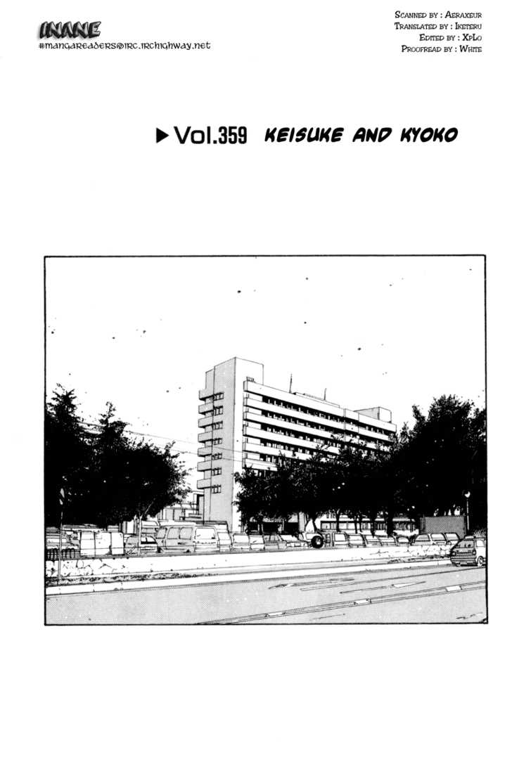 Initial D 359 Page 1