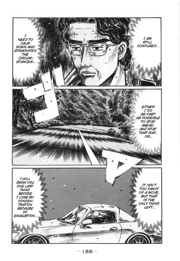 Initial D 389 Page 2