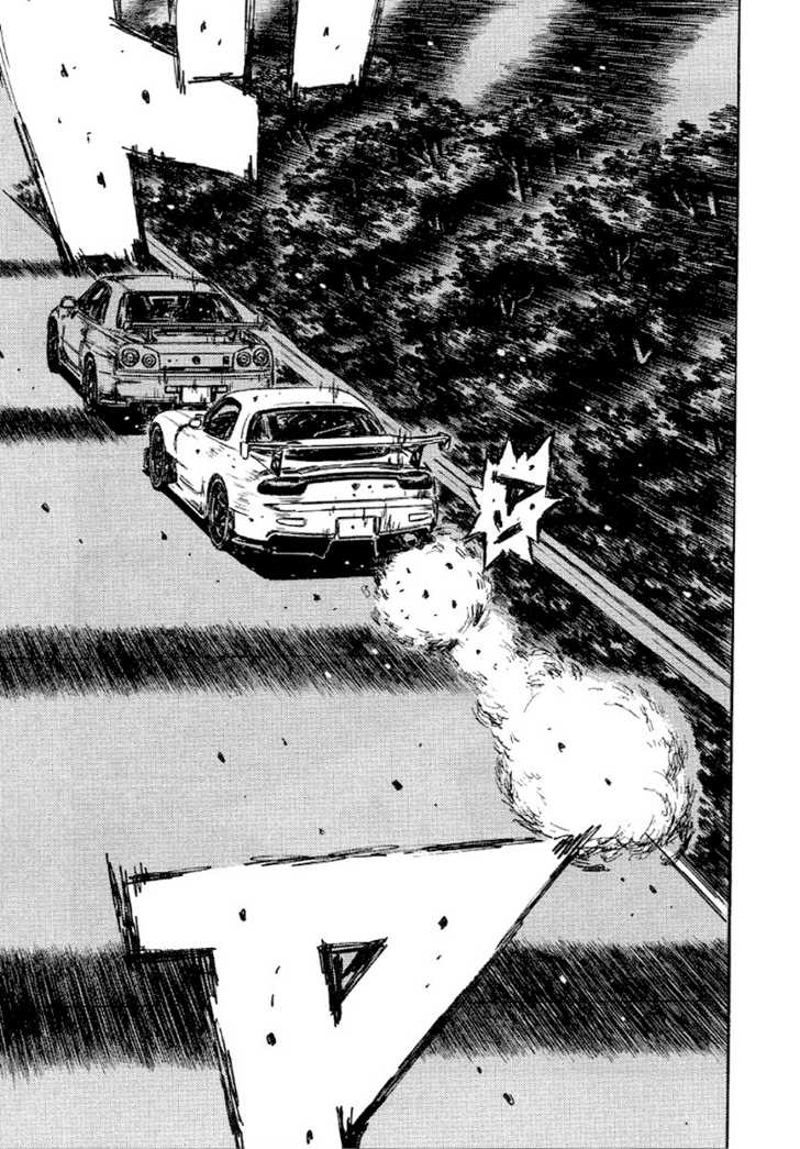 Initial D 421 Page 4