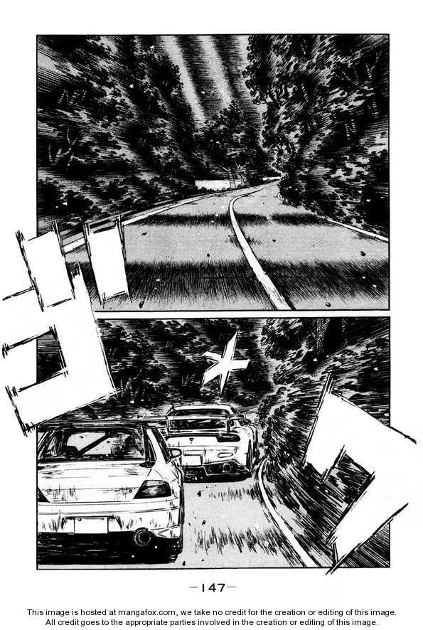 Initial D 454 Page 1