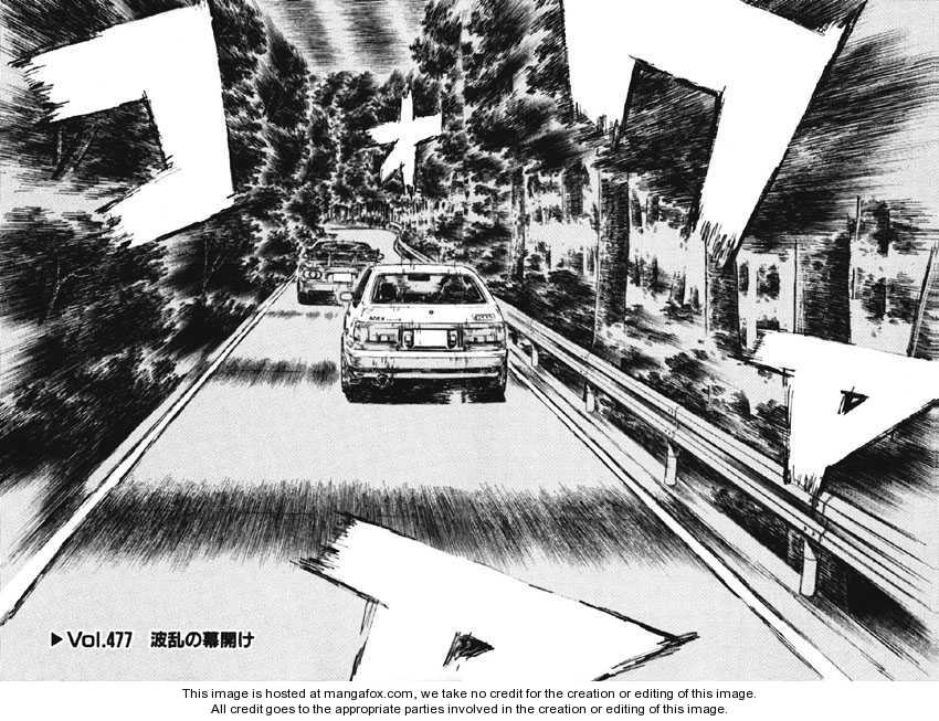 Initial D 477 Page 2