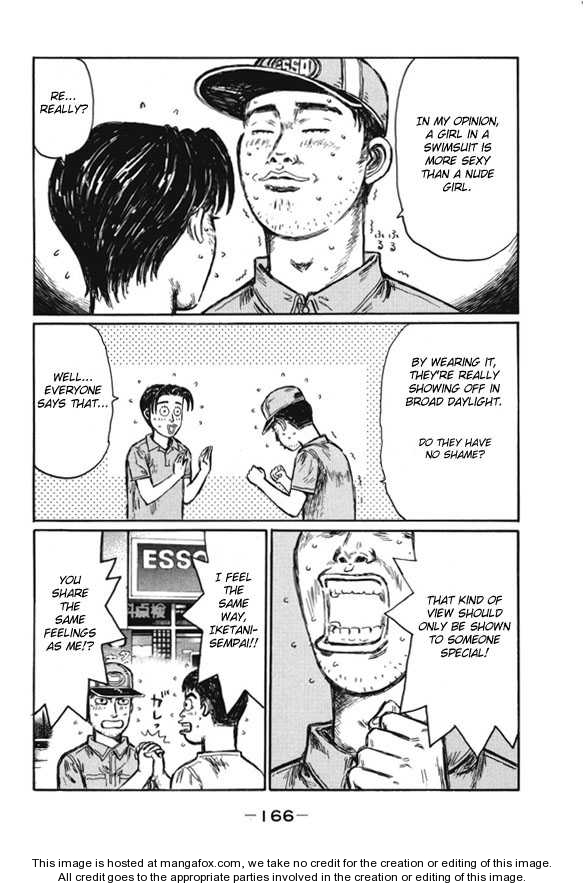 Initial D 487 Page 4
