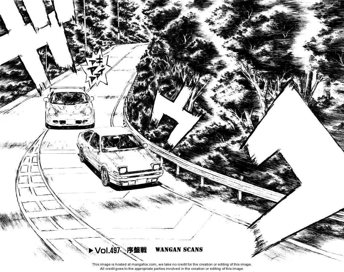 Initial D 497 Page 2