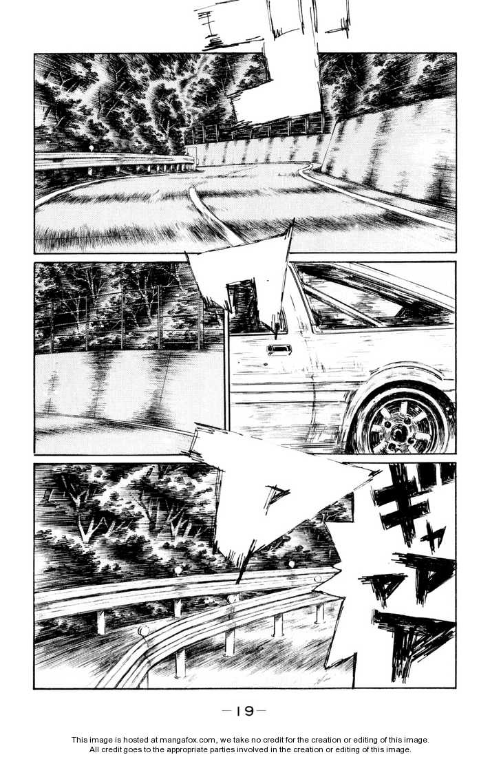 Initial D 504 Page 1