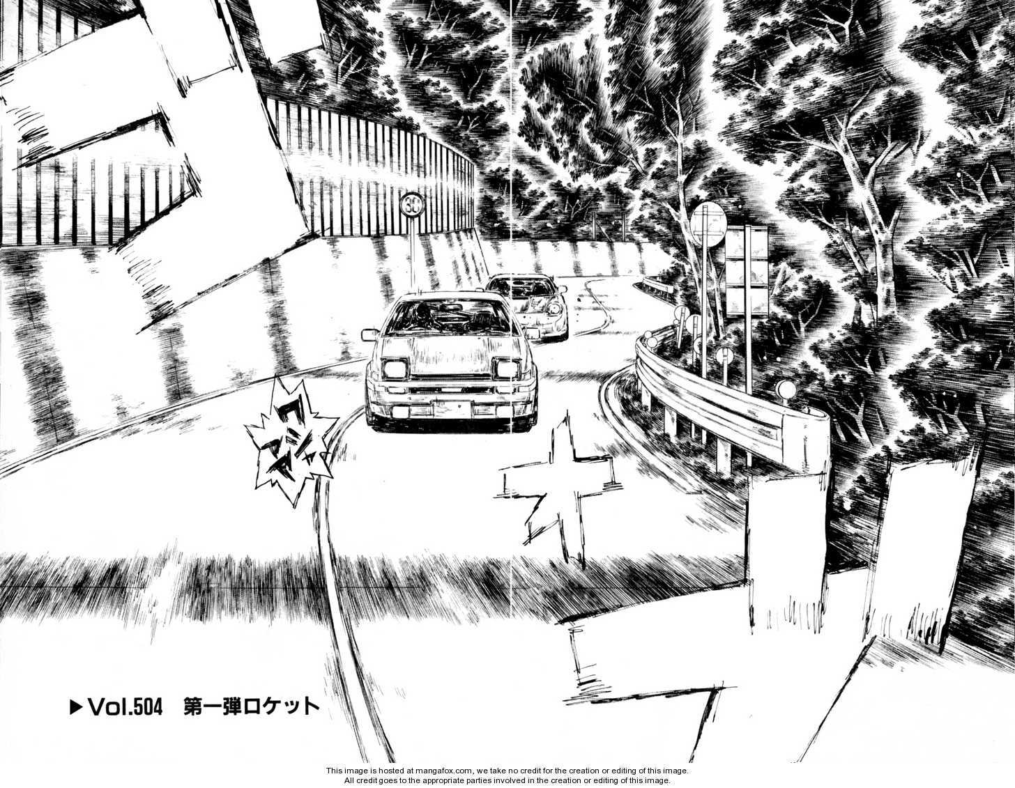 Initial D 504 Page 2