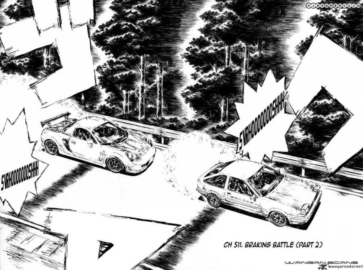 Initial D 511 Page 2