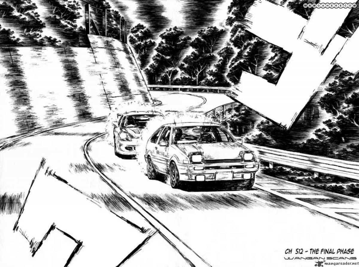 Initial D 512 Page 2