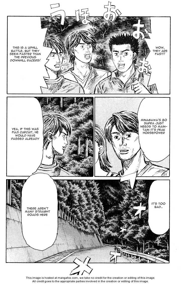 Initial D 520 Page 2