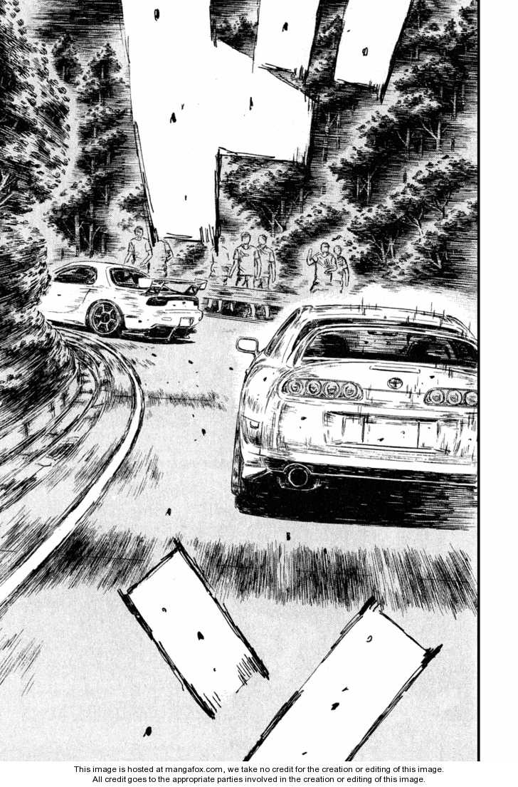Initial D 533 Page 3