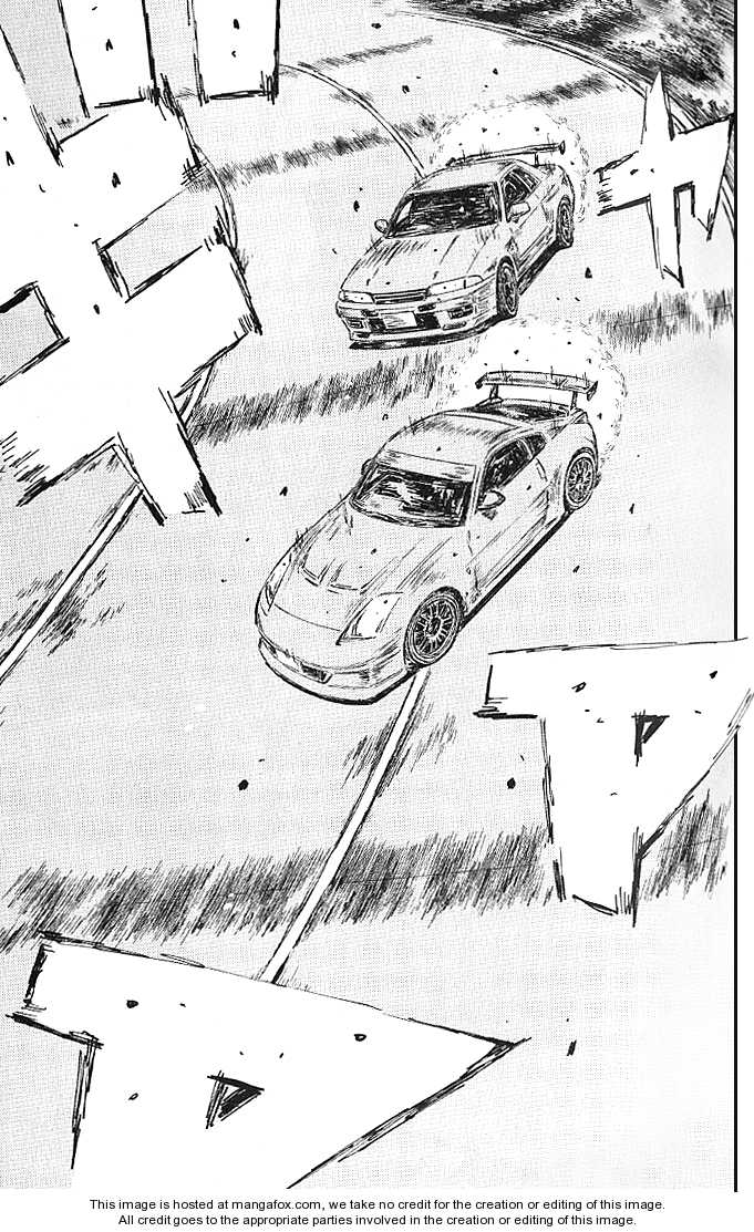 Initial D 545 Page 1