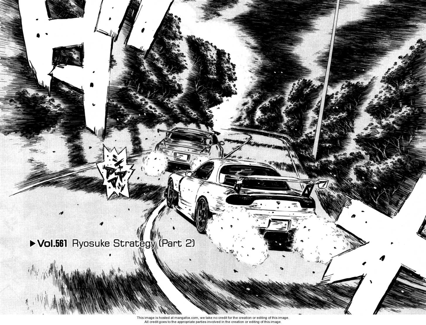Initial D 561 Page 1