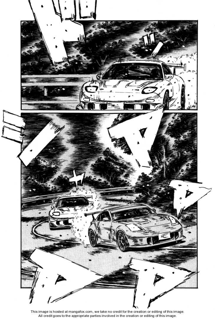 Initial D 561 Page 3