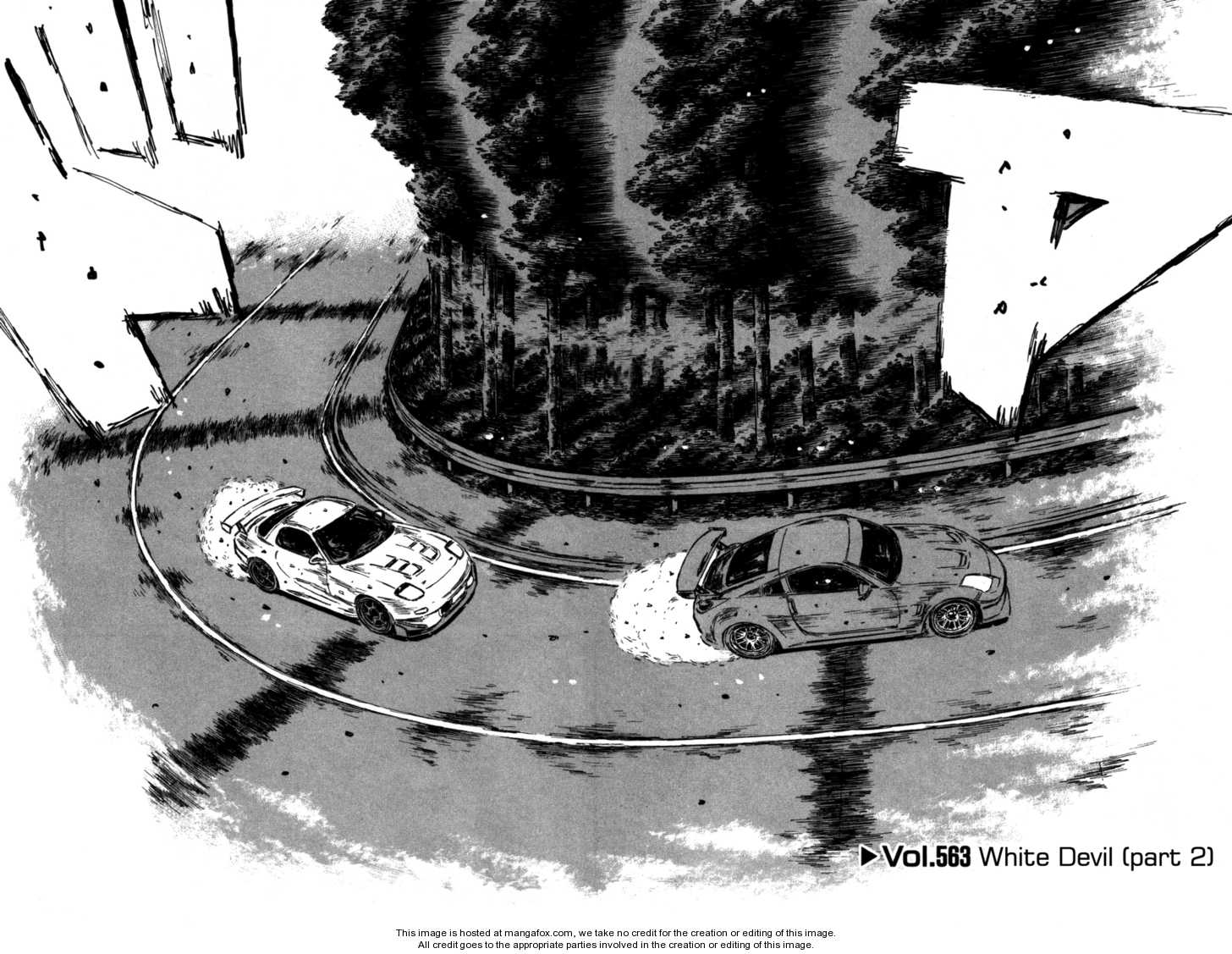 Initial D 563 Page 2