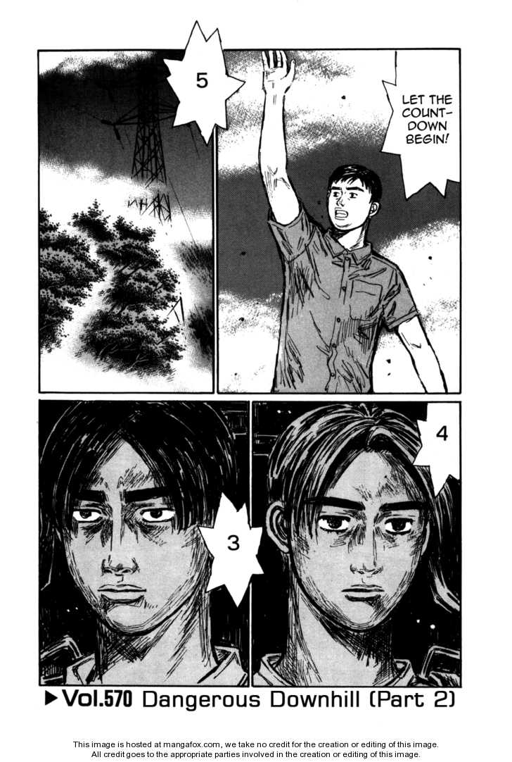 Initial D 570 Page 1