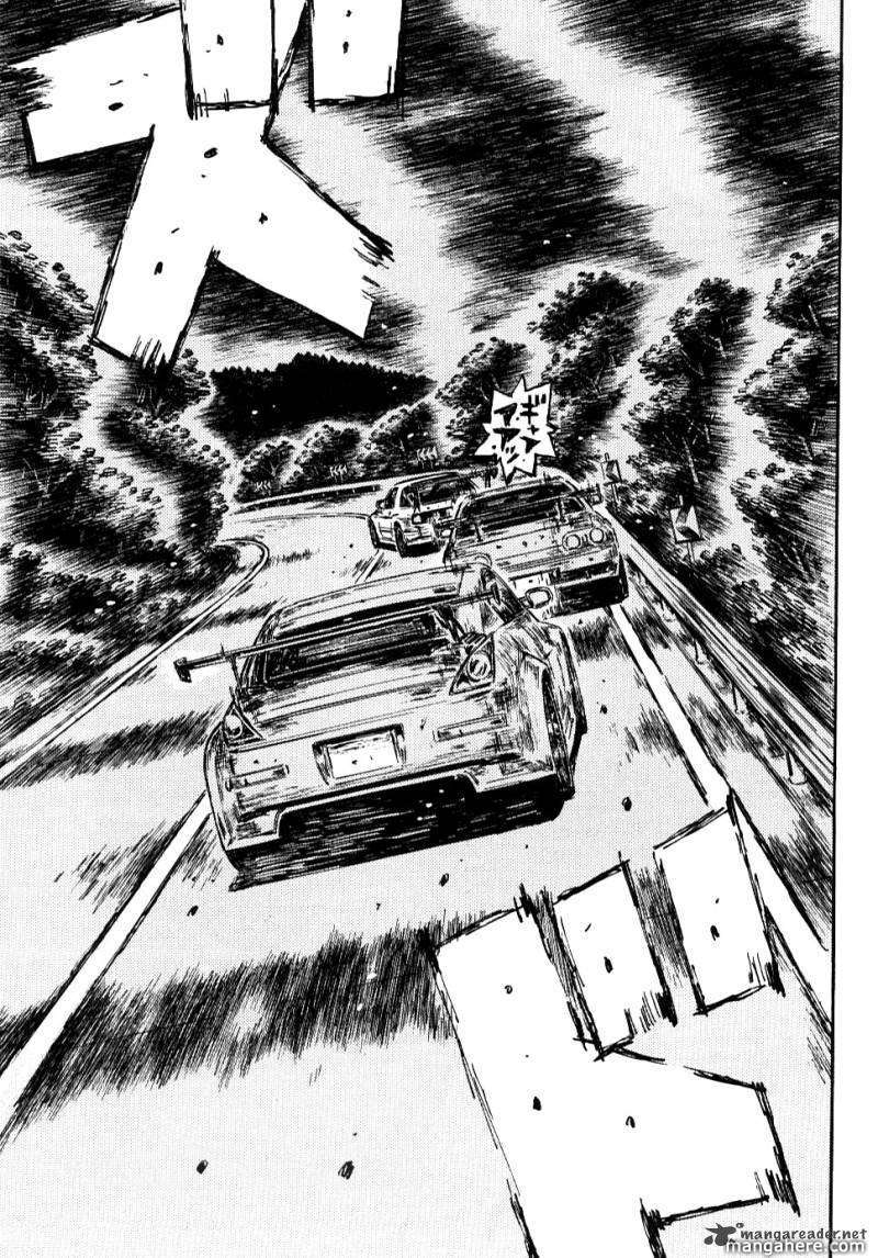 Initial D 589 Page 2