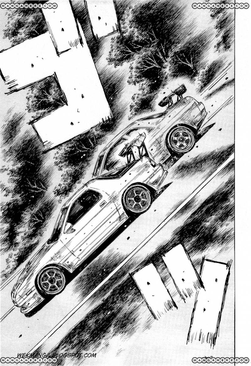 Initial D 597 Page 1
