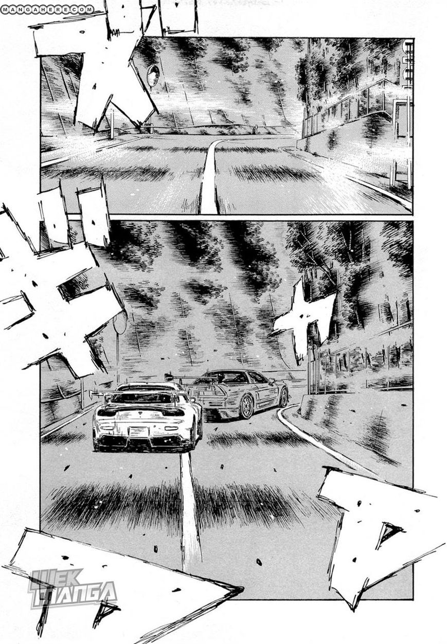 Initial D 628 Page 1