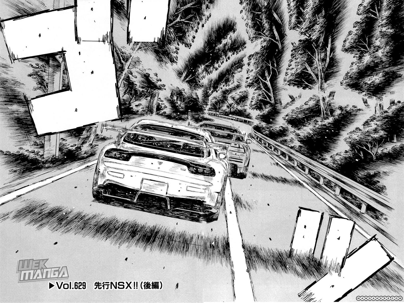 Initial D 629 Page 2