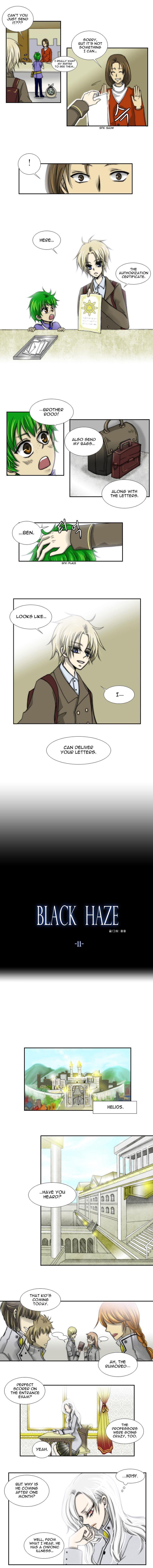 Black Haze 11 Page 2