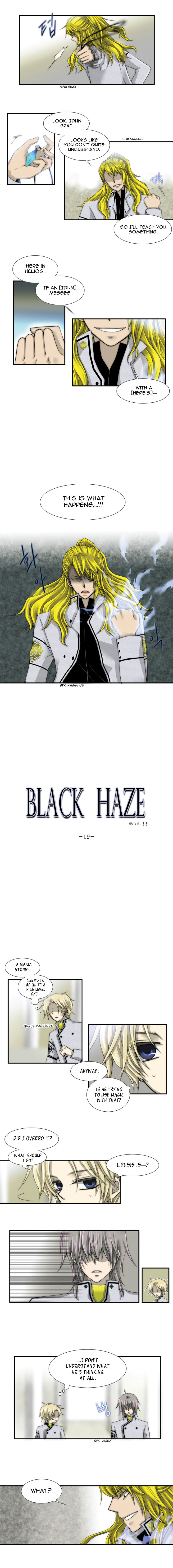Black Haze 19 Page 2