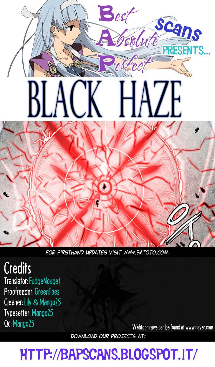Black Haze 31 Page 1