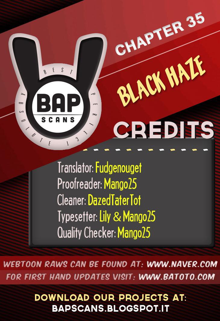 Black Haze 35 Page 1