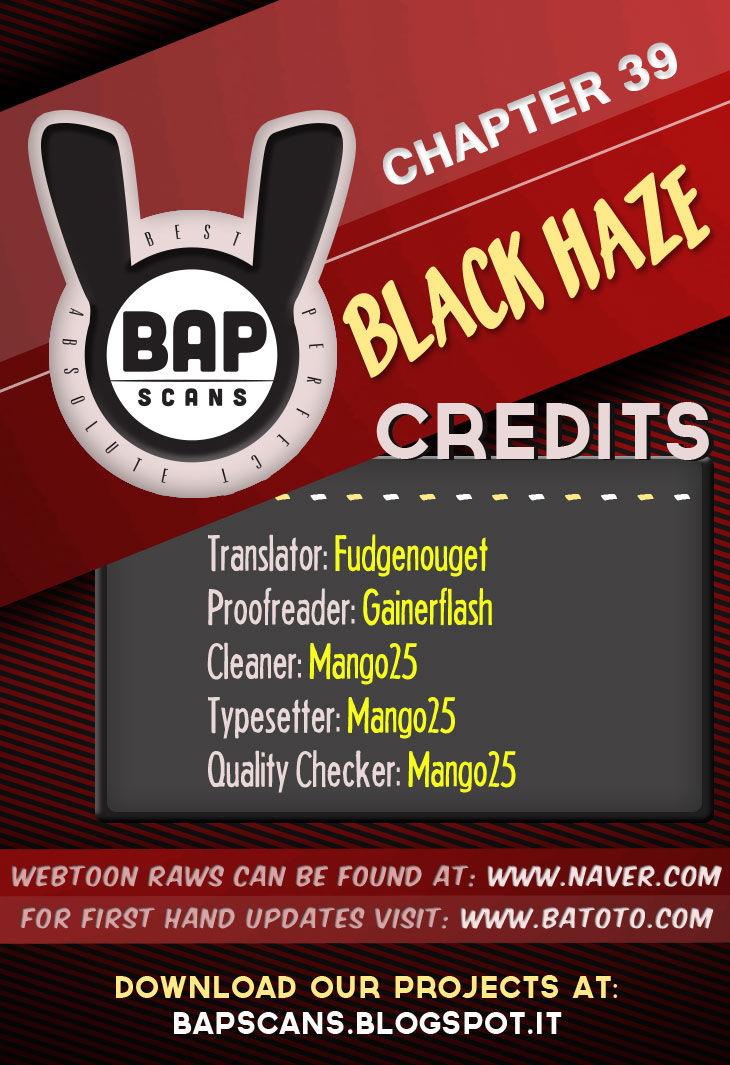 Black Haze 39 Page 1