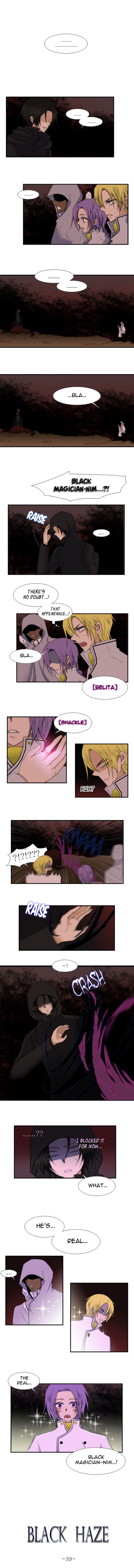 Black Haze 39 Page 2