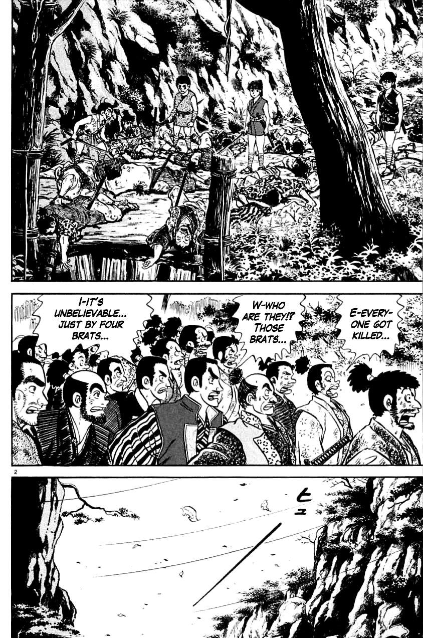 Azumi 8 Page 2