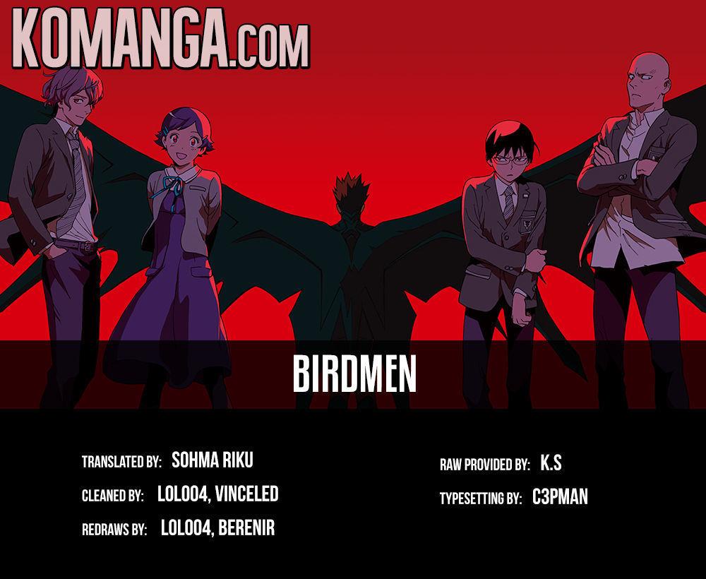 Birdmen 4 Page 1