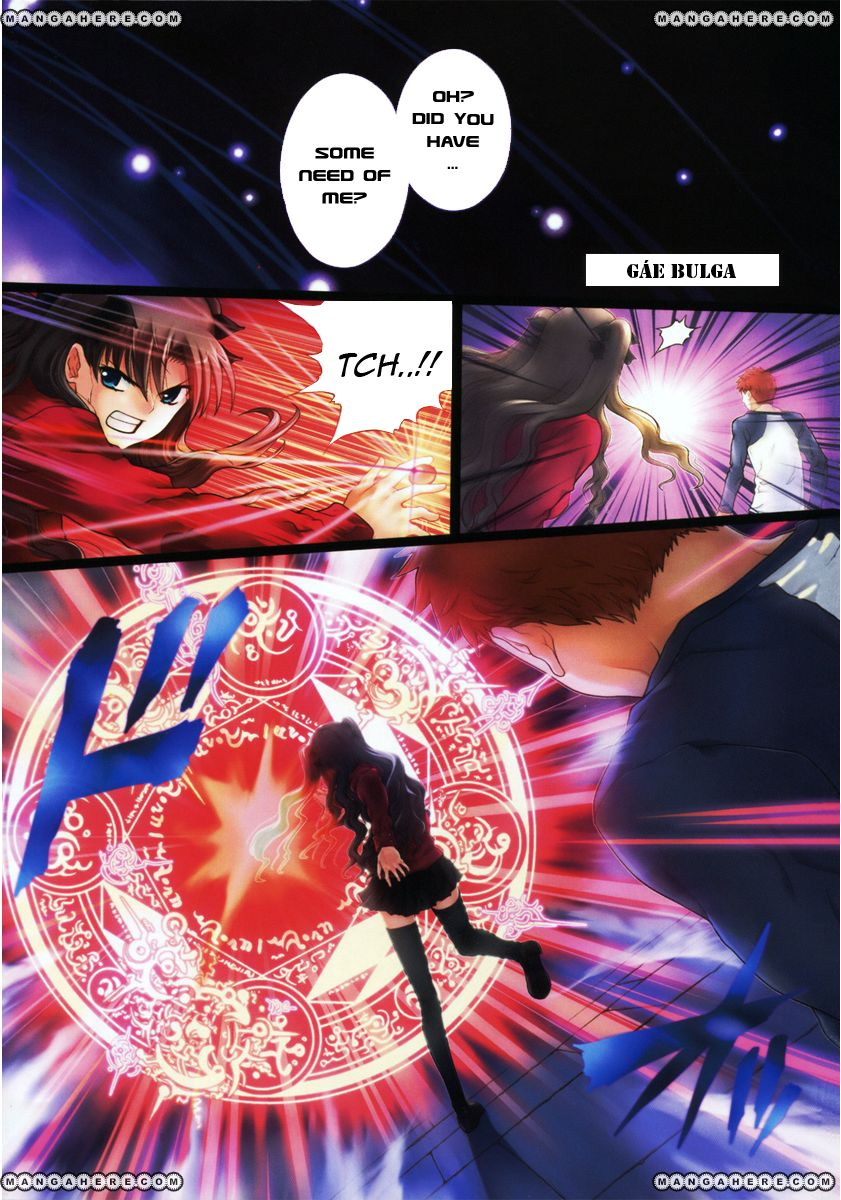 Fate/Stay Night 44.1 Page 1