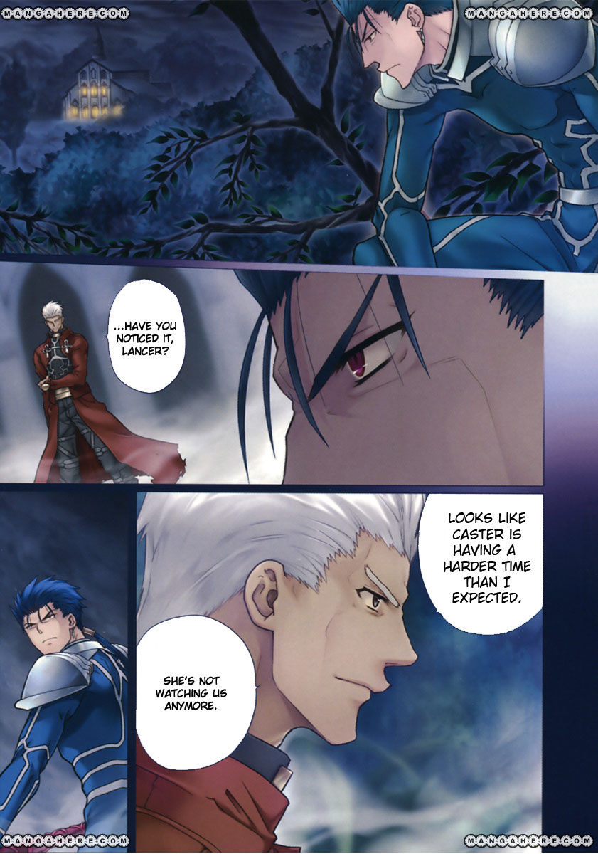 Fate/Stay Night 48 Page 3