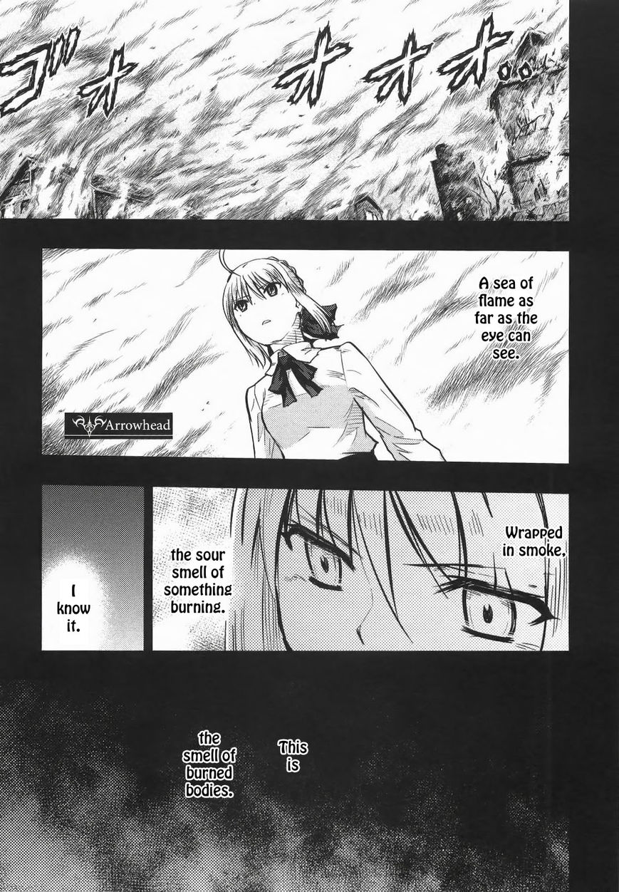 Fate/Stay Night 63 Page 2