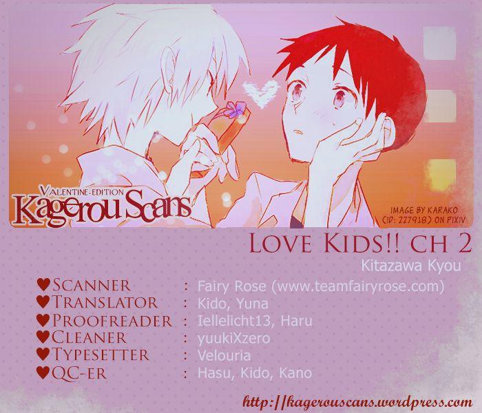 Love Kids!! 2 Page 1