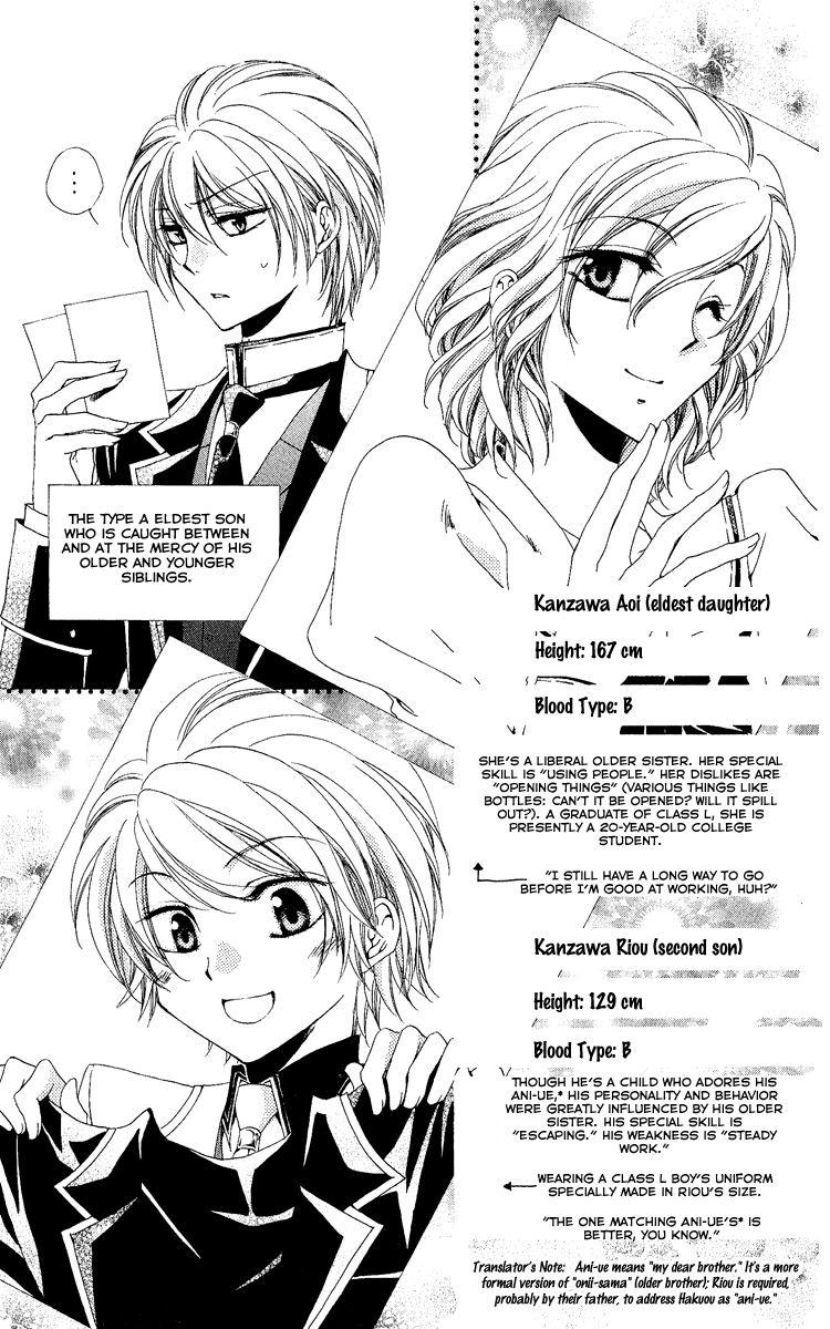Shitsuji-sama no Okiniiri 20.5 Page 4