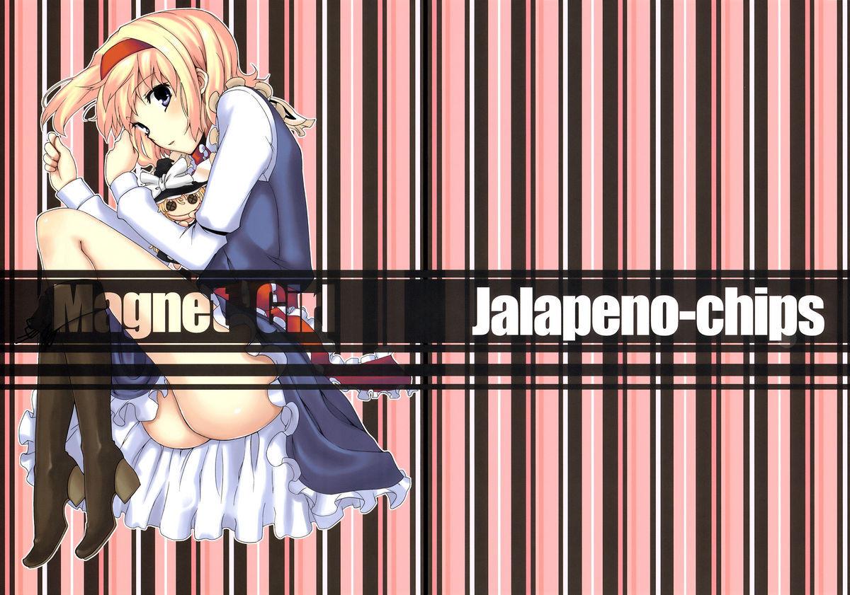 Touhou dj - Magnet Girl 1 Page 1