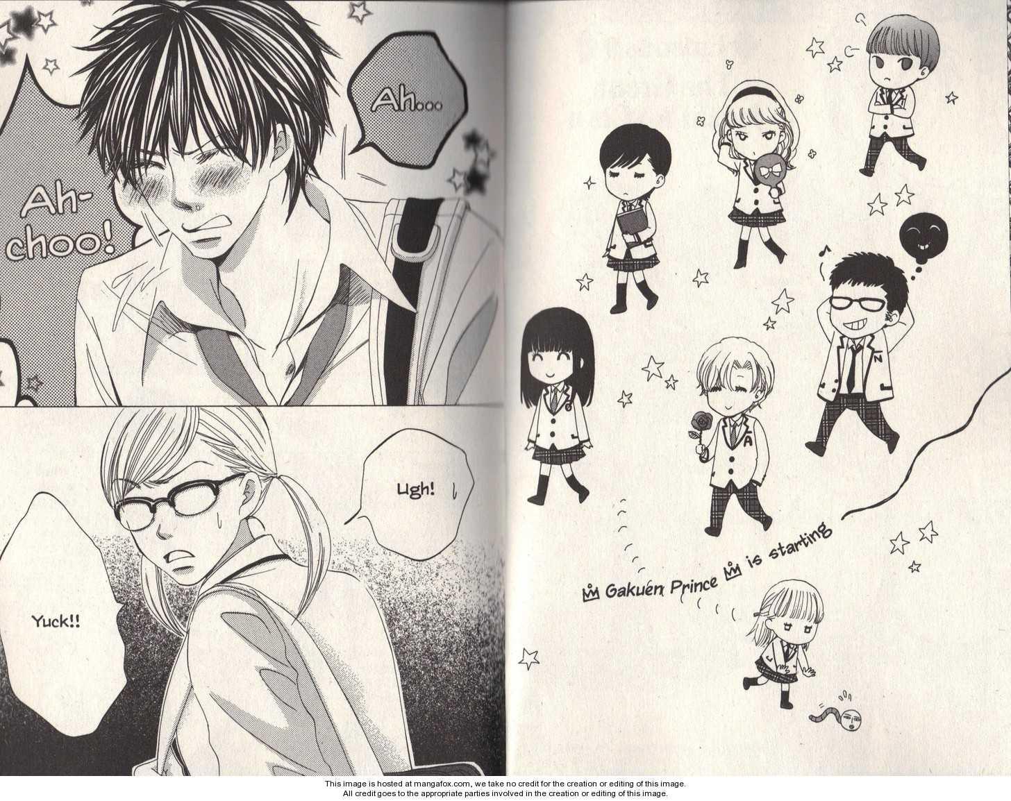 Gakuen Ouji 9 Page 2