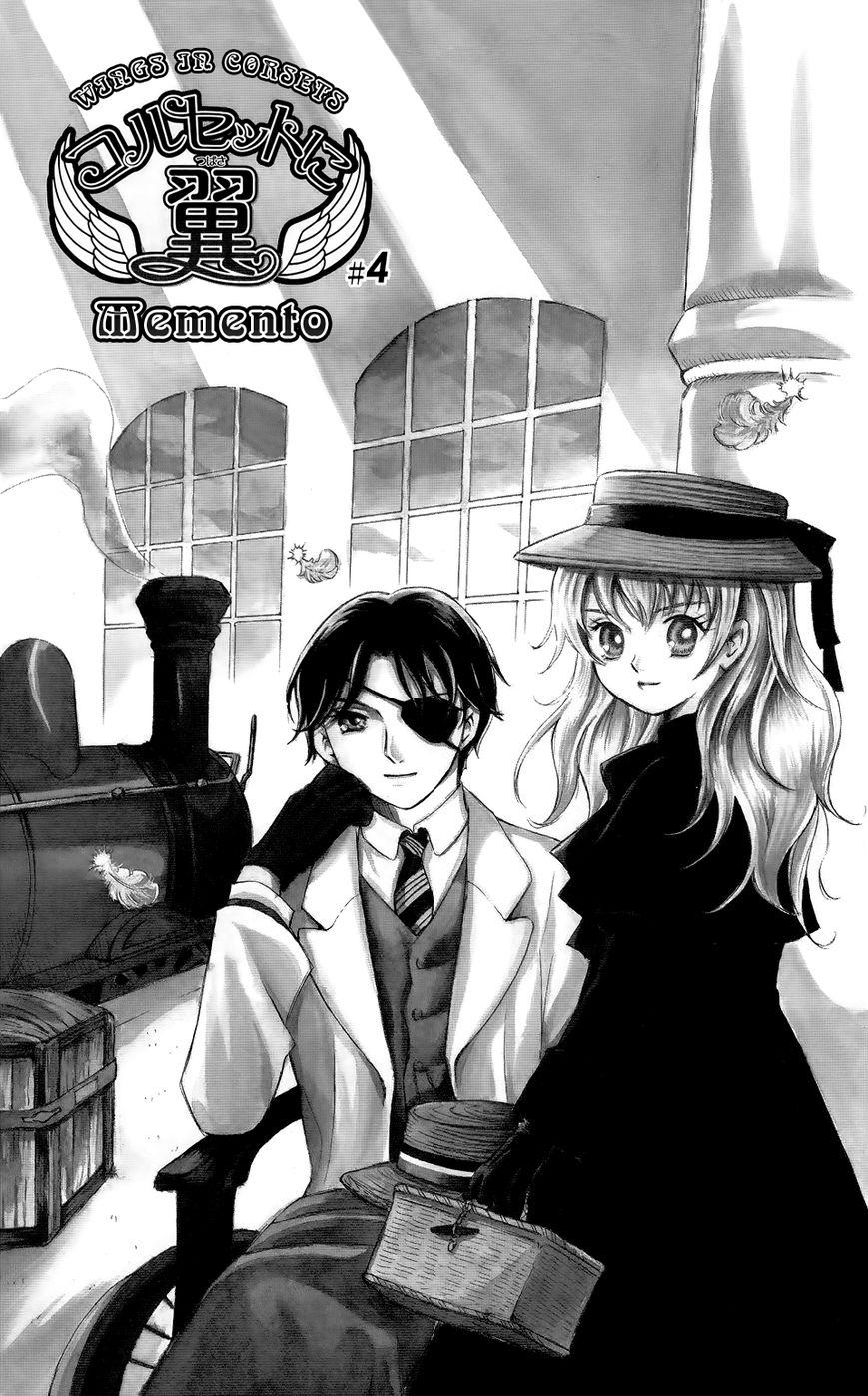 Corset ni Tsubasa 4 Page 2