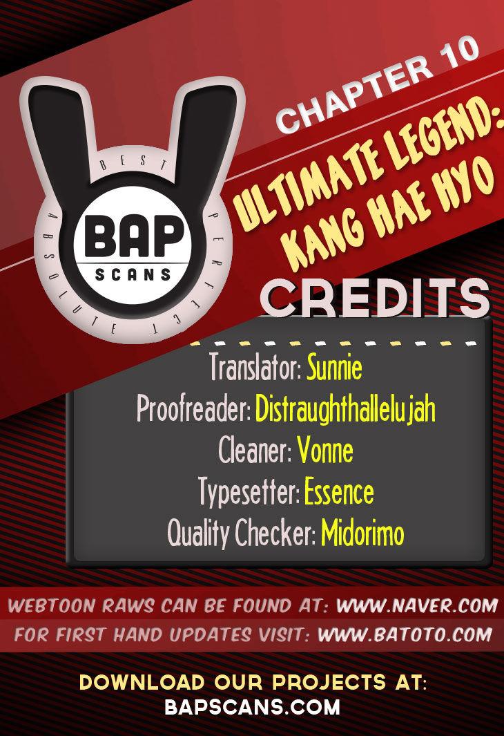 Ultimate Legend: Kang Hae Hyo 10 Page 1