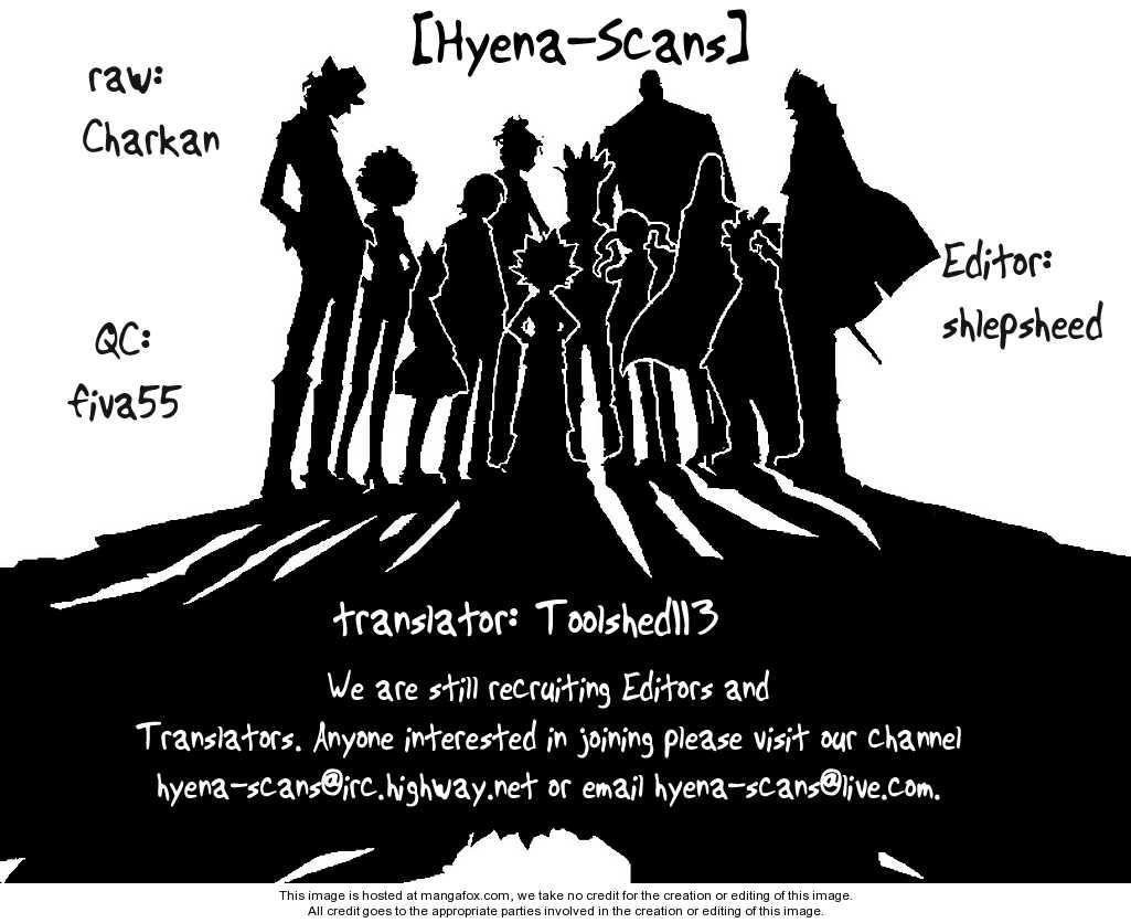 Tokyo Innocent 8 Page 1