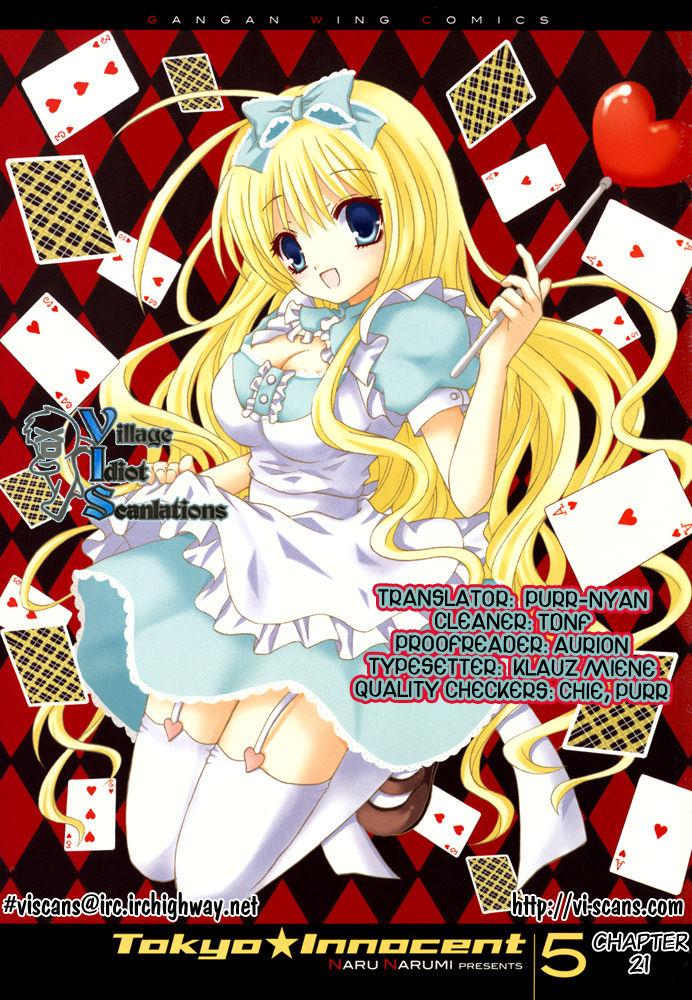 Tokyo Innocent 21 Page 2