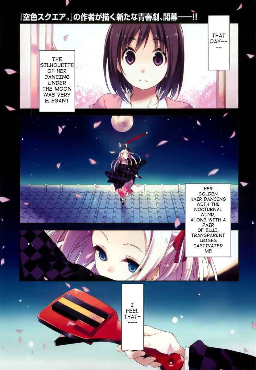 Hana Yamata 1 Page 1