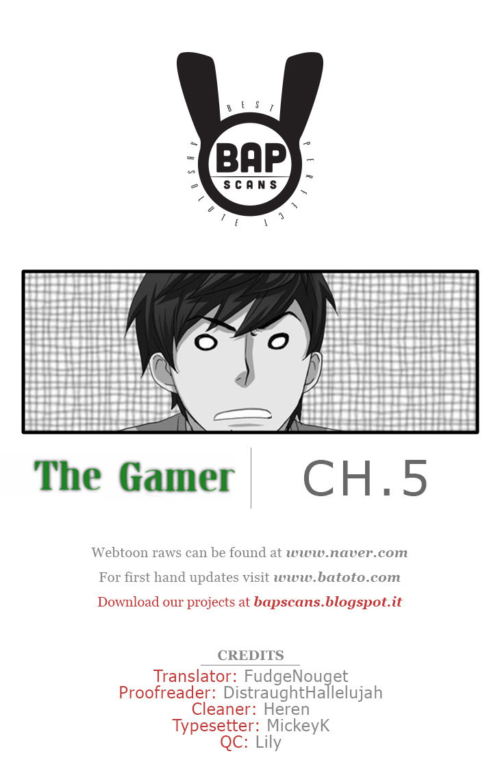 The Gamer 5 Page 1